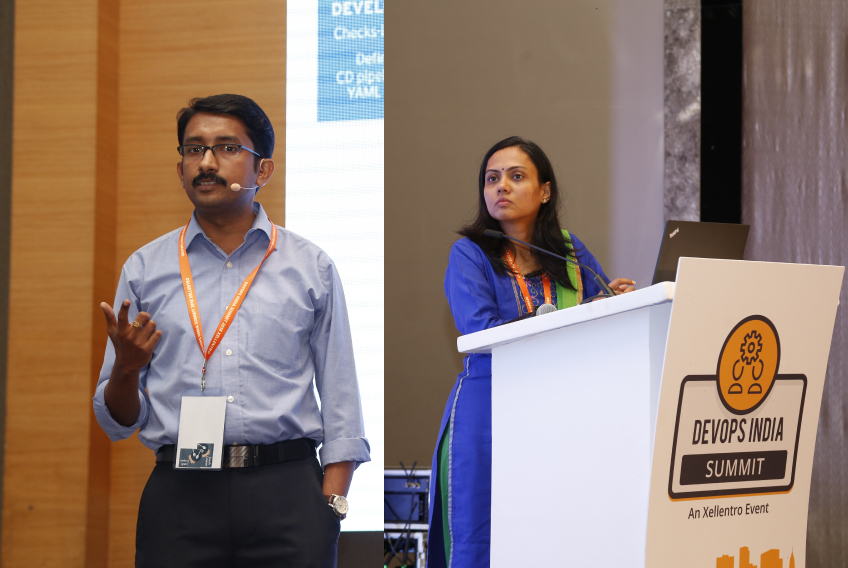 Container based CI Solution that creates build infrastructure on demand by Archana Joshi and Karthikeyan Vedagiri