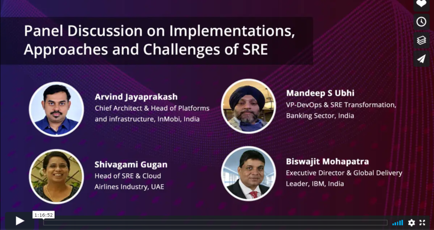 Implementations, Approaches and Challenges of SRE