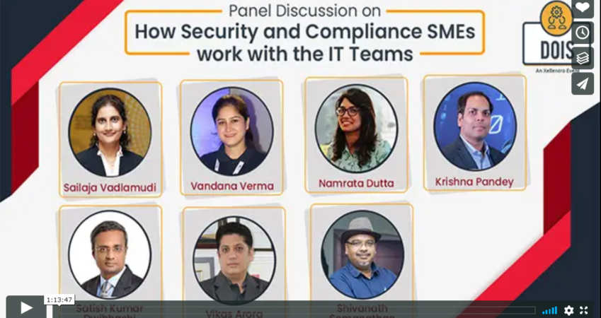 How Security and Compliance SMEs work with the IT Teams