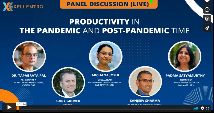 Productivity in the Pandemic and Post-Pandemic time